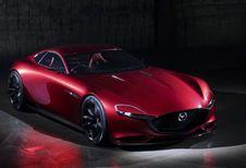 Mazda RX-Vision: de terugkeer van de wankelmotor