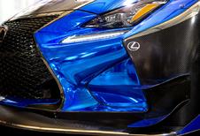 Lexus gaat racen met RCF GT3