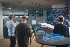 VIDÉO | Volvo étudie le configurateur 3D en réalité augmentée HoloLens