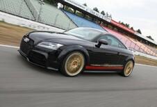 Audi TT RS Black Hawk telt 750 pk!