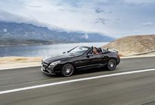 Mercedes SLC: nieuwe naam als verjaardagscadeau