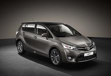 Toyota Verso: discrete update voor 2016