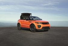 Salon auto de Bruxelles 2016: les nouveautés chez Land Rover