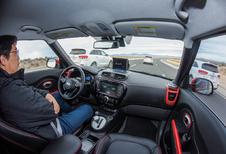 Drive Wise voor autonoom rijdende Kia's... tegen 2030