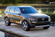 Kia Telluride is voorbode (heel) grote SUV