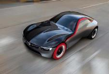 Opel GT Concept : des détails
