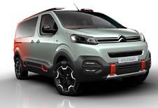 Citroën SpaceTourer Hyphen : l'utilitaire crossover