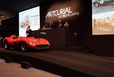 Veiling van Ferrari 335 S Spider Scaglietti: 32 miljoen euro