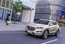 Hyundai Tucson 1.7 l Diesel plus puissant avec la boîte 7-DCT