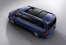 Mercedes Classe V Exclusive : monospace de luxe
