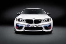 BMW M2 : un pack « M Performance »