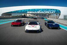 Aston Martin levert eerste Vulcans