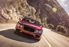 Sportieve S-versie voor de Bentley Flying Spur V8