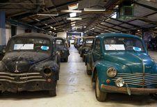 Des ancêtres Renault dormaient dans une grange danoise