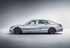 Mercedes-Maybach S 600 Guard : la limousine pare-balles