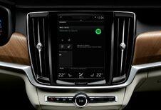 Volvo : une appli Spotify embarquée pour tous