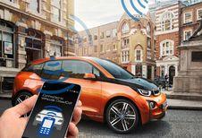 BMW Vehicular CrowdCell : relais de téléphonie mobile