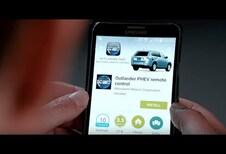 Contrôle à distance pour le Mitsubishi Outlander PHEV