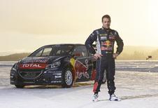 Sébastien Loeb met Peugeot naar het WK rallycross