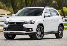 Mitsubishi ASX : nouveau visage, nouveau Diesel