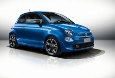 Ook nieuwe looks voor Fiat 500S