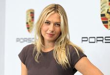 Porsche stopt voorlopig samenwerking met Maria Sharapova
