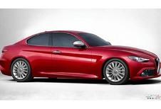 Alfa Romeo Giulia: ook als coupé?