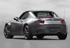 Mazda MX-5 RF is coupé en halve cabrio tegelijk