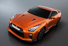 Nissan GT-R 2017: echte facelift