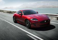 Jaguar XK: einde verhaal