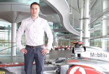 Een Belg in de F1 dit weekend