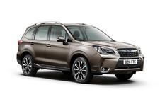 Subtiele facelift voor Subaru Forester