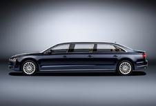 Audi A8L Extended wil de langste hebben