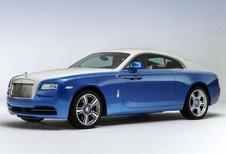 Une Rolls-Royce Wraith unique et « nautique »