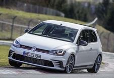 Volkswagen Golf GTI Clubsport S: snelste voorwieltrekker op de Nürburgring