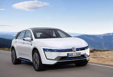 VW e-Crossover: elektrische ontdekkingstocht