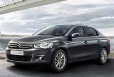 Citroën C-Élysée : chez nous aussi