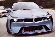 VIDÉO - BMW 2002 Hommage Concept : obrut à Villa d'Este