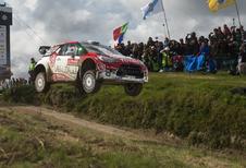Kris Meeke 'vliegt' naar overwinning in rally van Portugal