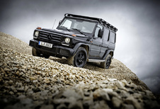 Mercedes G-Klasse gaat back to basics als G 350d Professional