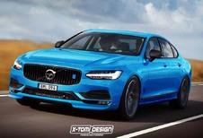 Een hybride viercilinder voor de Volvo S90 Polestar?