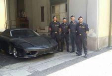 Toyota MR2 vermomd als Ferrari 360 Modena
