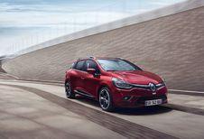 Renault Clio: lichte facelift