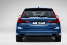 Volvo S90 en V90 krijgen R-Design