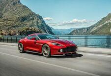 Aston Martin : la Vanquish Zagato sera produite en série