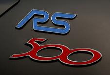 Ford werkt aan Focus RS500