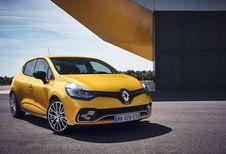 Renault Clio R.S. met launch control