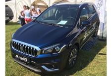 Suzuki SX4 S-Cross: restyling