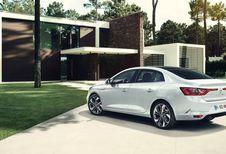Niet voor ons: Nieuwe Renault Mégane Sedan