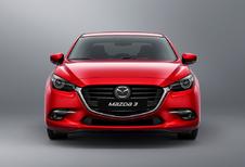Vernieuwde Mazda 3 met G-Vectoring